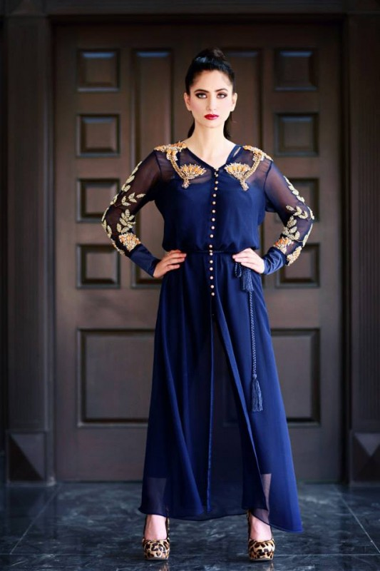 Suffuse by Sana Yasir Formal Wear Eid Collection 10
