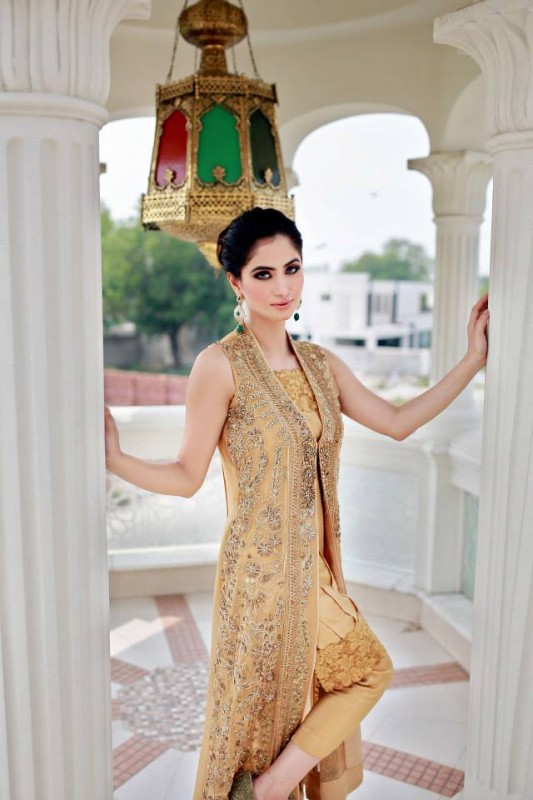 Suffuse by Sana Yasir Formal Wear Eid Collection 4