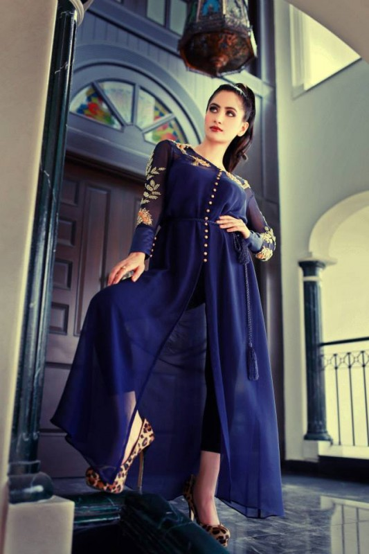 Suffuse by Sana Yasir Formal Wear Eid Collection 7