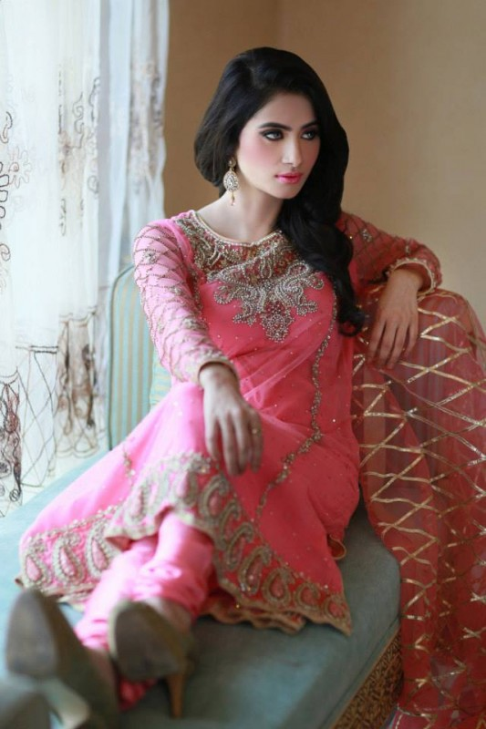 Suffuse by Sana Yasir Formal Wear Eid Collection 9