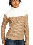amazing womens skin color sweaters
