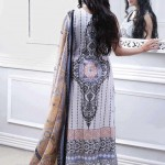 beautiful dress by Al-Zohaib Textiles 2013 Lawn Collection