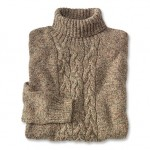 best mens cable knit turtleneck sweaters