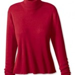 coldwater creek mock turtleneck sweaters