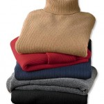coloful mens ribbed turtleneck sweaters