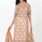 cream dress by HSY NATION Summer 2013