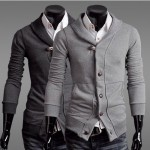 grey  light color sweaters