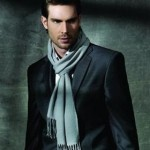 how to tie a winter scarf men 5