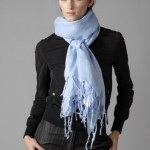 how to tie winter scarf 2