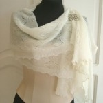 knitted shawl 4