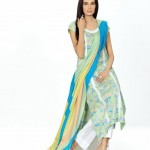 light color dress by HSY NATION Summer 2013