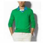 men green sweaters