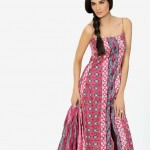 pink dress by HSY NATION Summer 2013