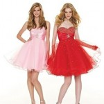 red dresses for valentine day 2