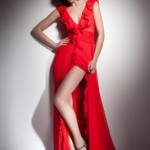 red dresses for valentine day 3