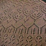 sheep shawl 1