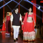 sonam kapoor inManish Malhotra The CPAA Show (2)