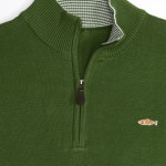 sweater green for men