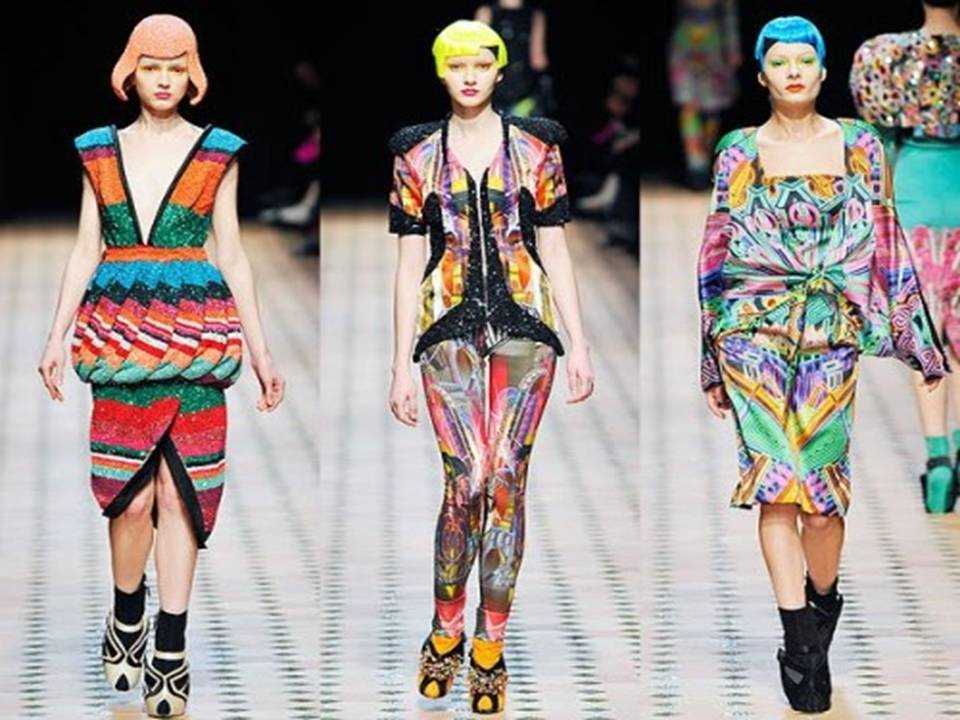 top and short wear by Manish Arora lakme fashion week (2)