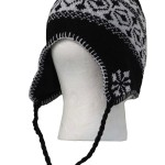 winter hat with ear flaps 2