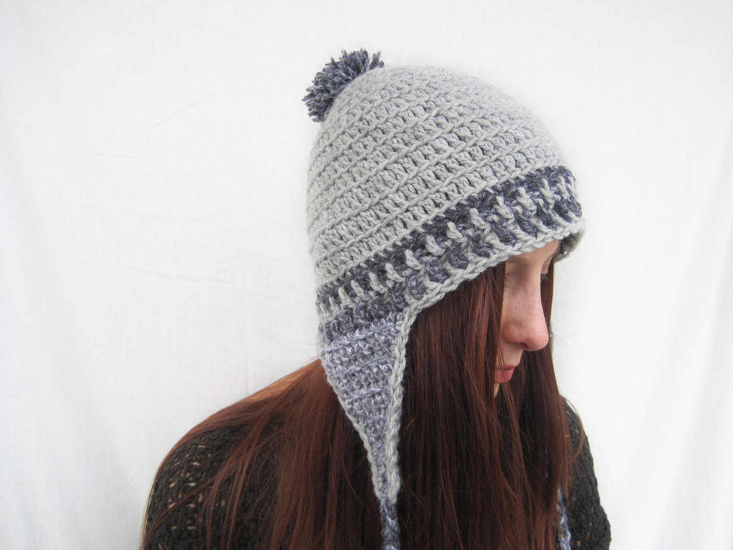 winter hats with ear flaps