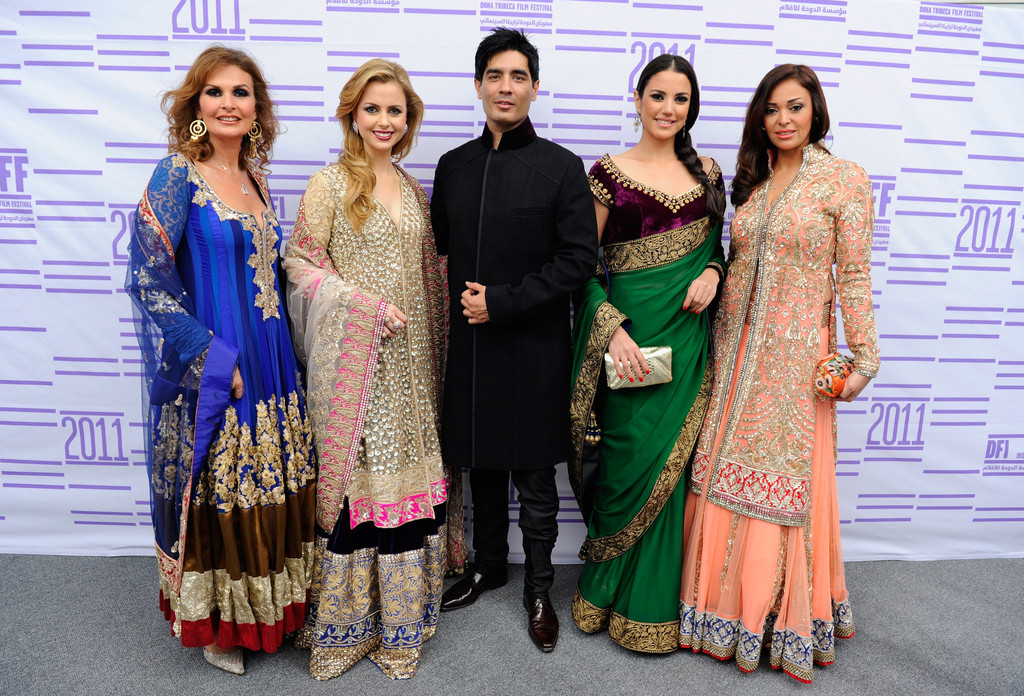 2013 hollywood actress and Manish Malhotra