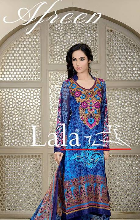 Afreen by Lala Eid Collection  3