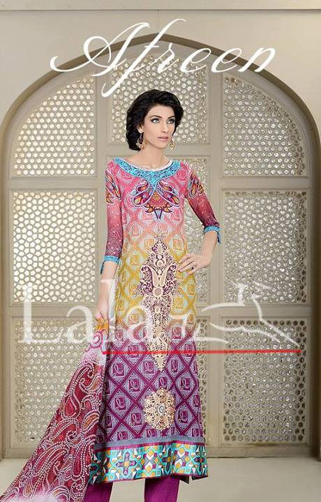 Afreen by Lala Eid Collection  4