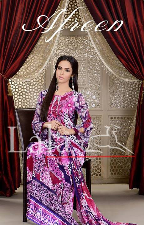 Afreen by Lala Eid Collection