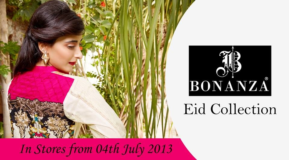 Bonanza Garment Latest Eid Collection 2