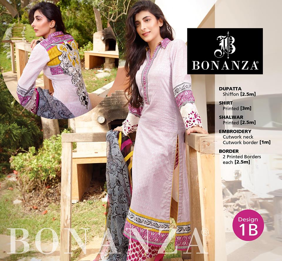 Bonanza Garment Latest Eid Collection 4