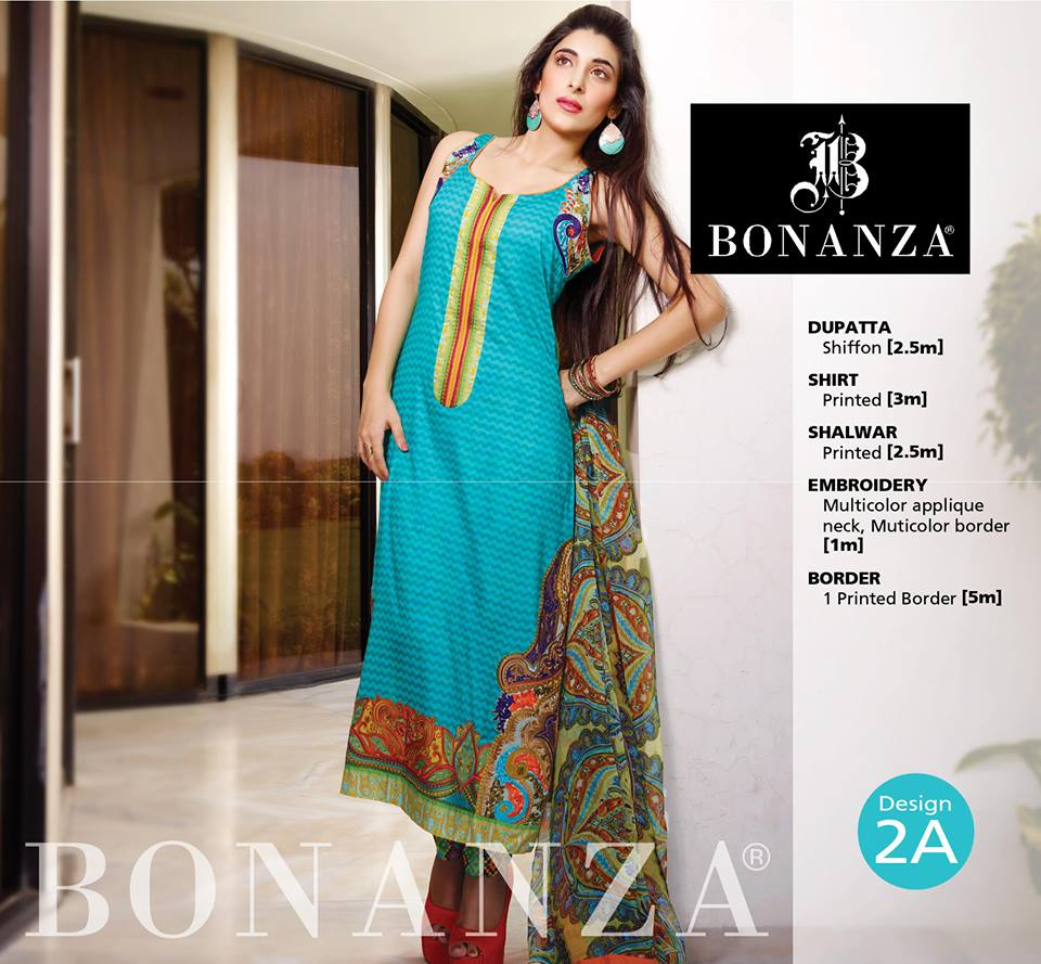 Bonanza Garment Latest Eid Collection