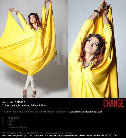 Change Summer Collection 2013 (3)