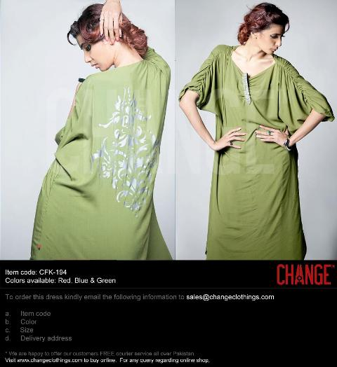 Change Summer Collection 2013 (5)