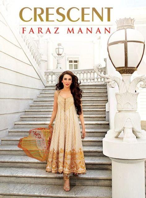 Crescent Lawn By Faraz Manan 2013 Launching Soon