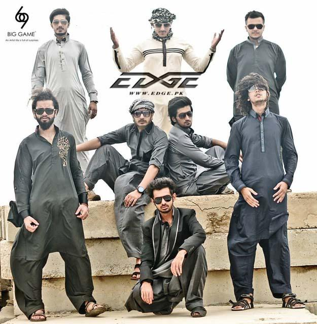 Edge Men's Eid Kurta 2013 Collection2