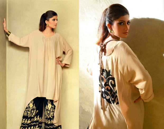 Eid Dresses Collection By Change (5)