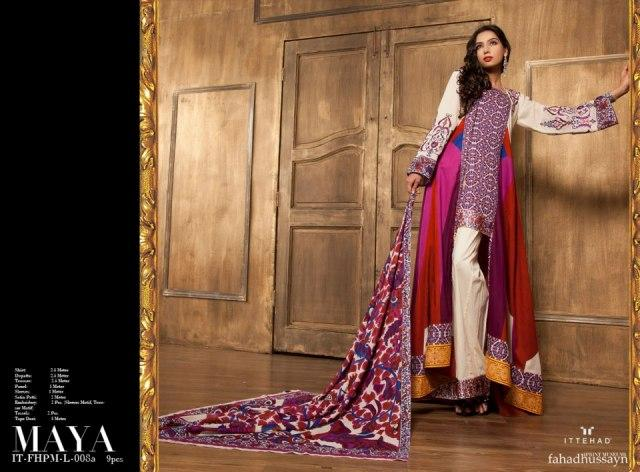 Fahad Hussayn Couture Lawn