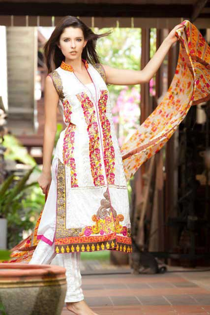 Firdous Spring Summer Lawn Collection (10)