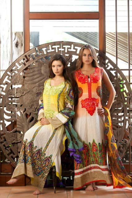 Firdous Spring Summer Lawn Collection (11)