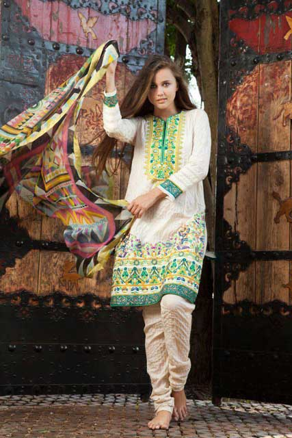Firdous Spring Summer Lawn Collection (13)