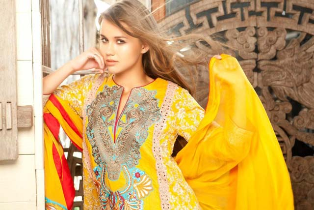 Firdous Spring Summer Lawn Collection (3)