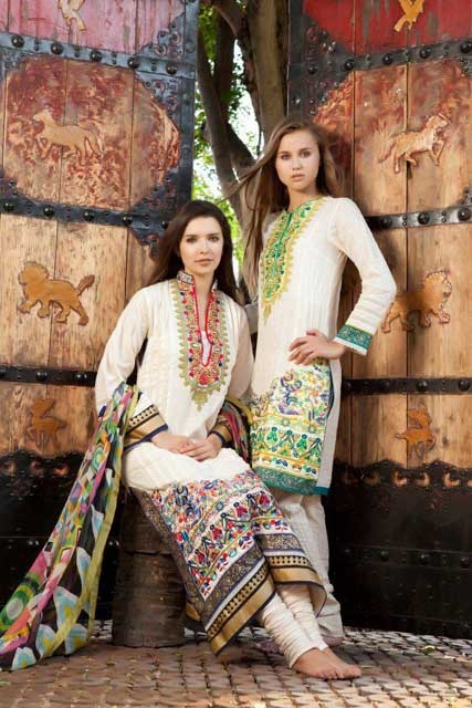 Firdous Spring Summer Lawn Collection (7)