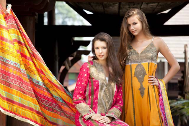 Firdous Spring Summer Lawn Collection (8)