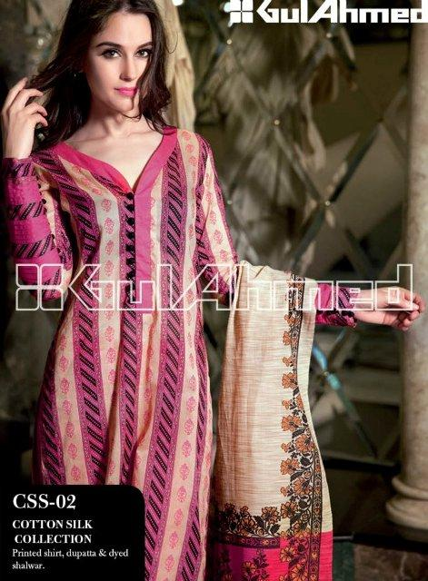 Gul Ahmed Summer Lawn Collection (14)
