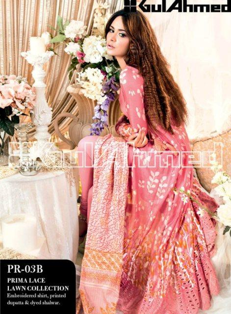 Gul Ahmed Summer Lawn Collection (15)