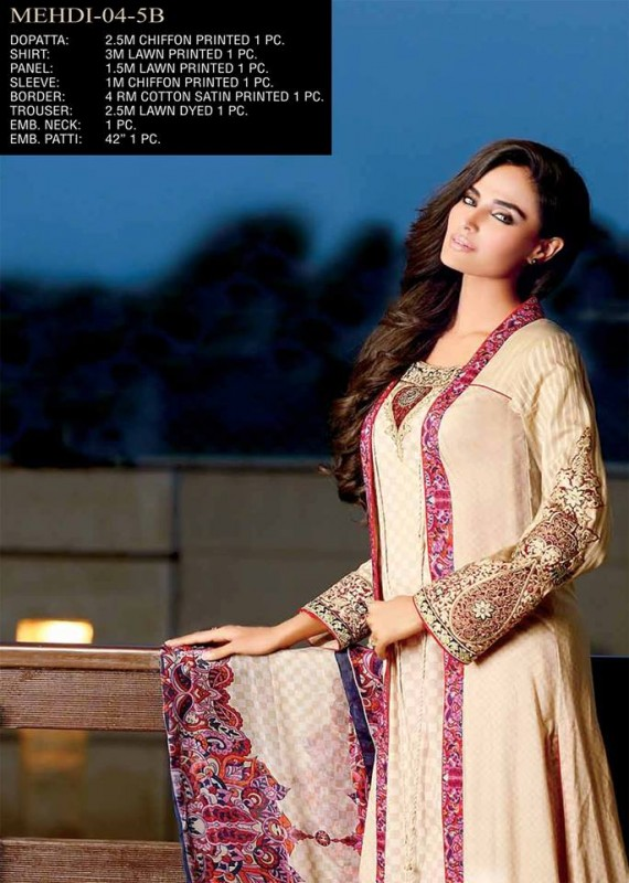 Jubilee Cloth Mills Eid Collection 3