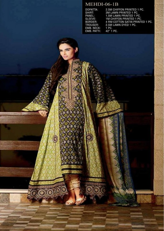 Jubilee Cloth Mills Eid Collection 4
