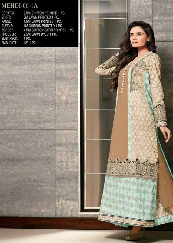 Jubilee Cloth Mills Eid Collection 6