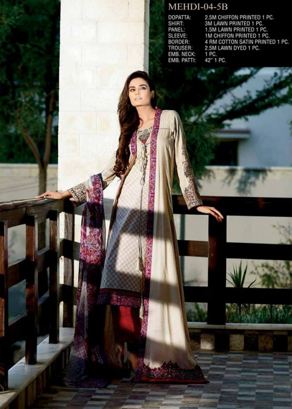 Jubilee Cloth Mills Eid Collection 8